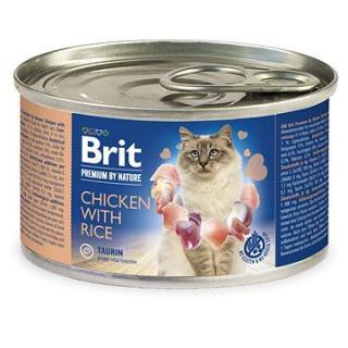 Brit Premium by Nature Chicken with Rice 200 g
