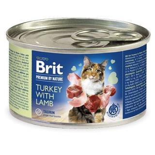 Brit Premium by Nature Turkey with Lamb 200 g