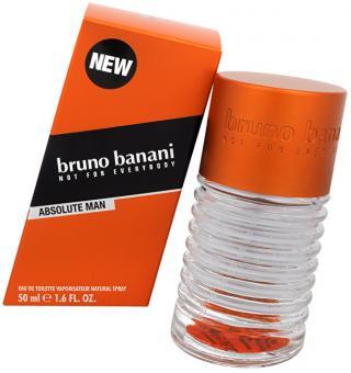 Bruno Banani Absolute Man - EDT 50 ml pánské