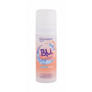 B.U. In Action Protect Plus 50 ml dezodorant pre ženy deospray dámské 50 ml