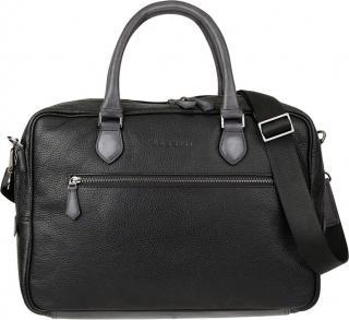 Bugatti Pánska taška Citta 49304701 Black pánské