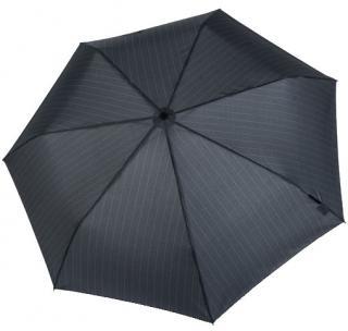 Bugatti Pánsky skladací plne automatický dáždnik Buddy Duo 744367001BU pánské