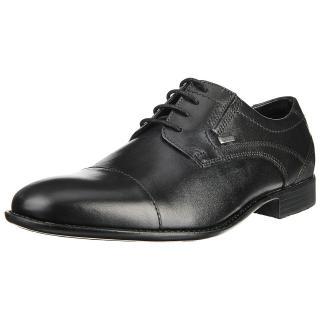 bugatti Šnurovacie topánky  čierna pánské 40