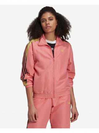 Bundy a mikiny pre ženy adidas Originals - ružová dámské L
