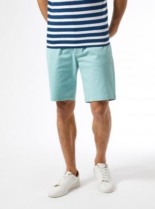 Burton Menswear London Light Green Shorts pánské světle zelená S