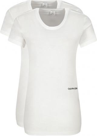 Calvin Klein 2 PACK - dámske tričko QS6198E-100 XL