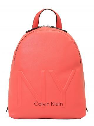 Calvin Klein Batoh  koralová dámské One Size