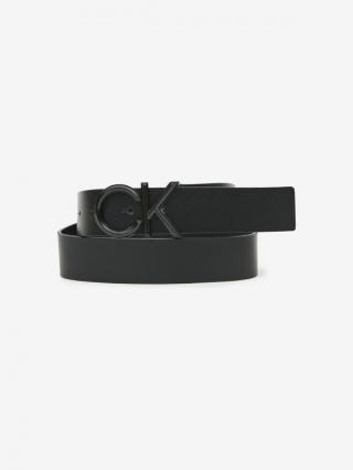 Calvin Klein CK Spiked Metal Opasok Čierna pánské 100 cm