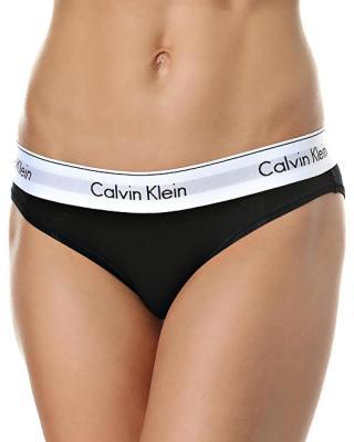 Calvin Klein Dámske nohavičky F3787E-001 Black XS dámské