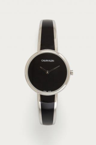 Calvin Klein - Hodinky K4E2N111 dámské čierna ONE SIZE
