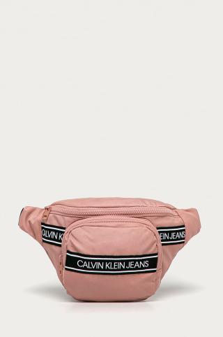 Calvin Klein Jeans - Detská ľadvinka ružová ONE SIZE