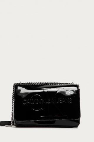 Calvin Klein Jeans - Kabelka dámské čierna ONE SIZE
