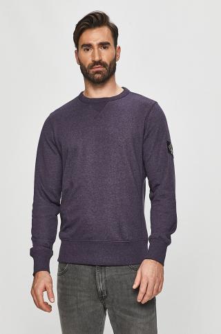 Calvin Klein Jeans - Mikina pánské fialová M