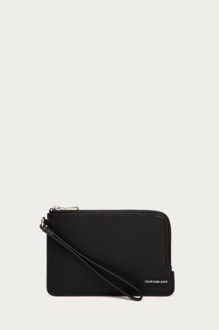 Calvin Klein Jeans - Peňaženka čierna ONE SIZE