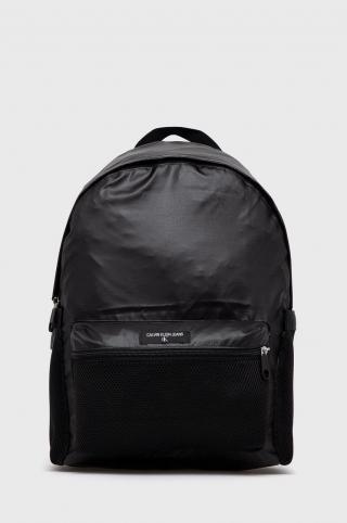 Calvin Klein Jeans - Ruksak pánské čierna ONE SIZE