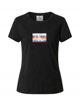 Calvin Klein Jeans Tričko  čierna dámské S