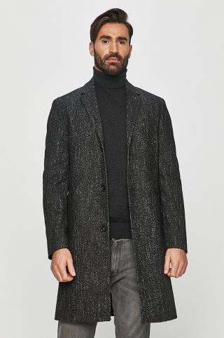Calvin Klein - Kabát pánské čierna 48
