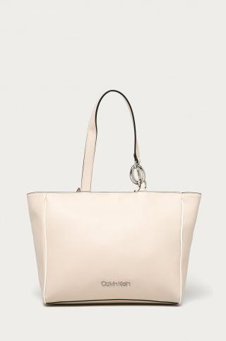 Calvin Klein - Kabelka dámské béžová ONE SIZE