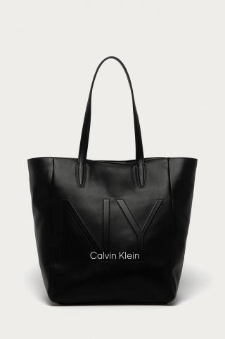 Calvin Klein - Kabelka dámské čierna ONE SIZE