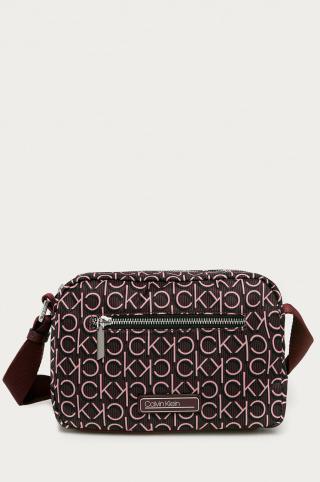 Calvin Klein - Kabelka dámské fialová ONE SIZE