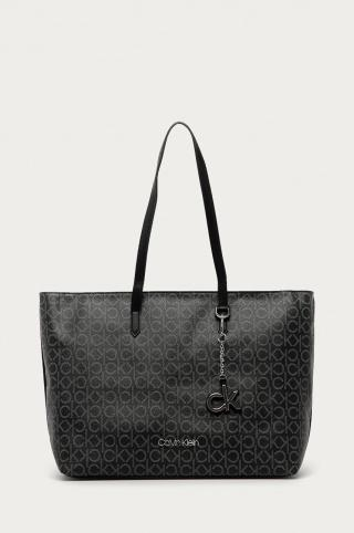 Calvin Klein - Kabelka dámské sivá ONE SIZE