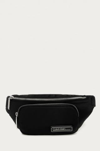 Calvin Klein - Ľadvinka dámské čierna ONE SIZE