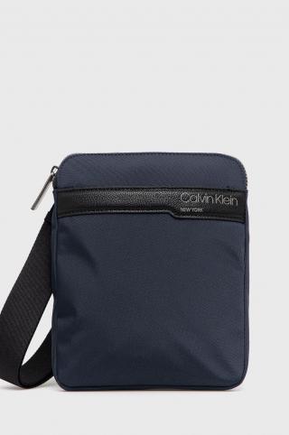 Calvin Klein - Malá taška pánské tmavomodrá ONE SIZE