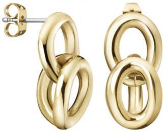 Calvin Klein Masívny oceľové náušnice Statement KJALJE100200 dámské