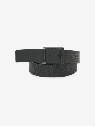 Calvin Klein Metal Loop UV Mono Opasok Čierna pánské 90 cm