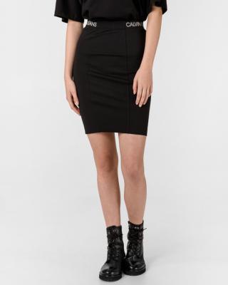 Calvin Klein Milano Sukňa Čierna dámské M