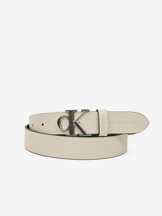 Calvin Klein Opasek Biela dámské 95 cm