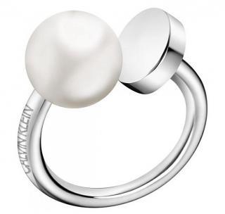 Calvin Klein Otvorený prsteň Bubbly KJ9RMR0405 54 mm dámské