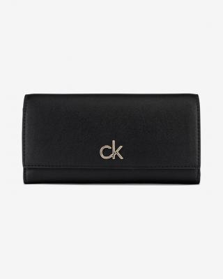 Calvin Klein Peňaženka Čierna dámské UNI