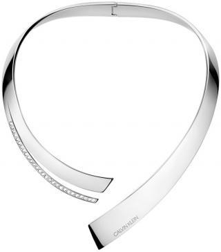 Calvin Klein Pevný oceľový náhrdelník Beyond KJ3UMJ040100