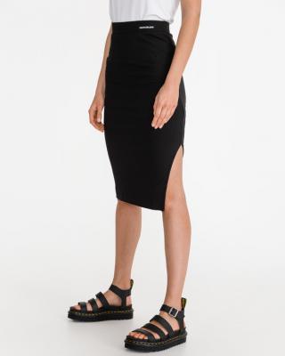 Calvin Klein Sukňa Čierna dámské M