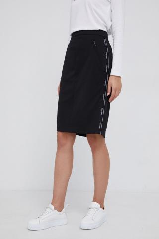 Calvin Klein - Sukňa dámské čierna 36