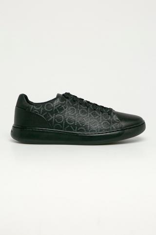 Calvin Klein - Topánky pánské čierna 42