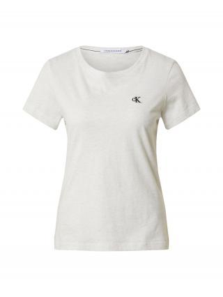 Calvin Klein Tričko  biela dámské S
