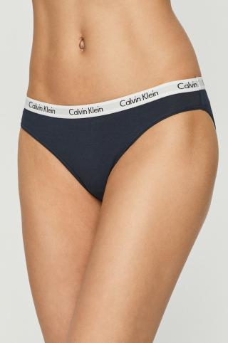 Calvin Klein Underwear - Nohavičky dámské tmavomodrá S