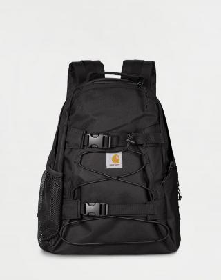 Carhartt WIP Kickflip Backpack Black Čierna