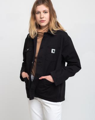Carhartt WIP W Michigan Coat Black M dámské Čierna M