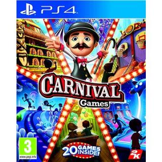 Carnival Games – PS4