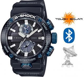Casio G-Shock GWR-B1000-1A1ER Gravitymaster Bluetooth Solar Carbon Core Guard pánské