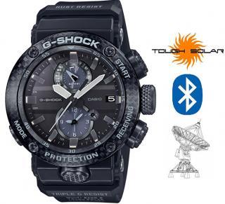 Casio G-Shock GWR-B1000-1AER Gravitymaster Bluetooth Solar Carbon Core Guard pánské
