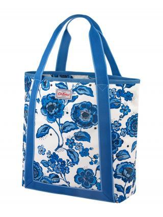 Cath Kidston Shopper  krémová / modrá dámské One Size