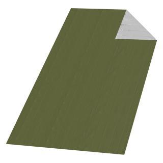 Cattara Izotermická fólia SOS zelená, 210 x 130 cm