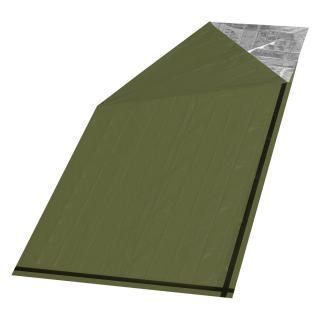 Cattara Izotermická valcová fólia SOS zelená, 200 x 92 cm