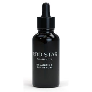 CBD STAR Balancing oil serum - 2% CBD, 30 ml dámské