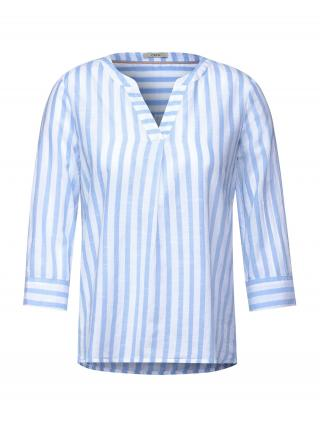 CECIL Blúzka  modrá / biela dámské L
