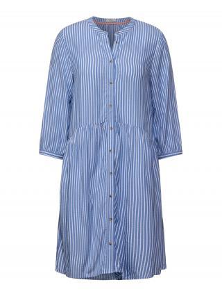 CECIL Košeľové šaty  svetlomodrá / prírodná biela dámské 40